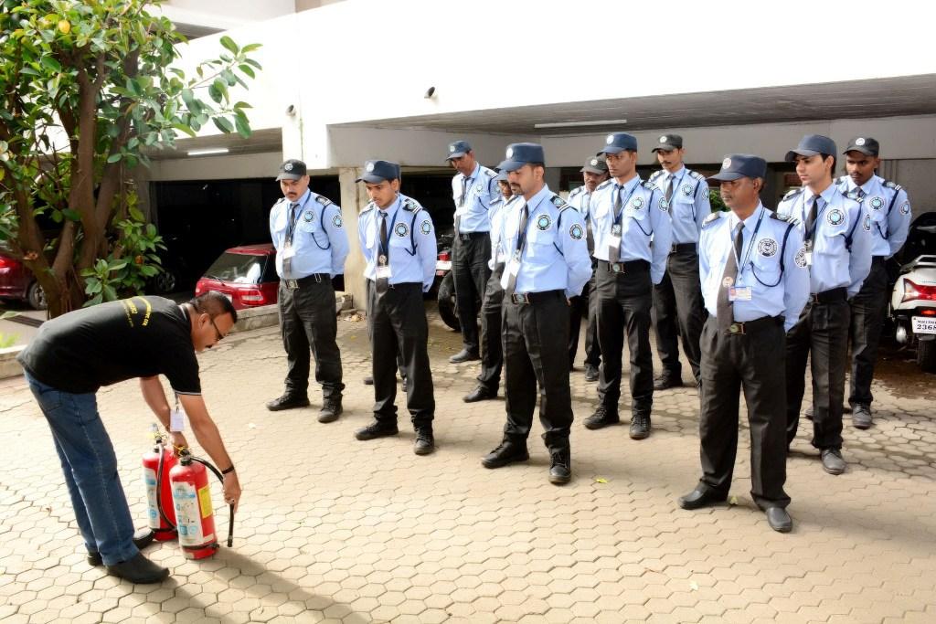 Seciety Guard Training